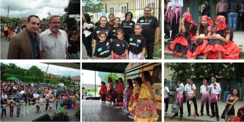 10. Detský festival rómskych pisní a tancov